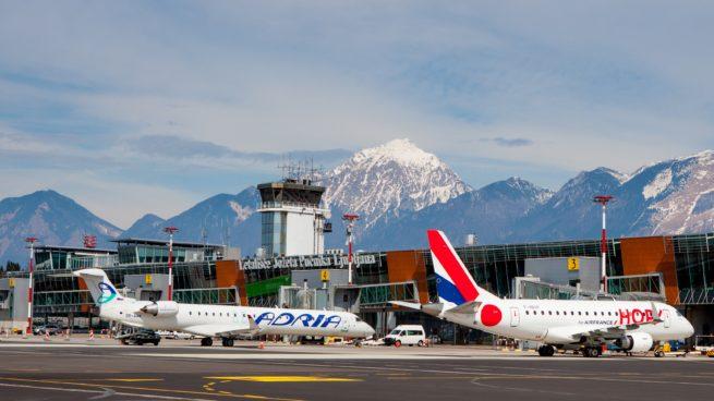 LJU Ljubljana Airport