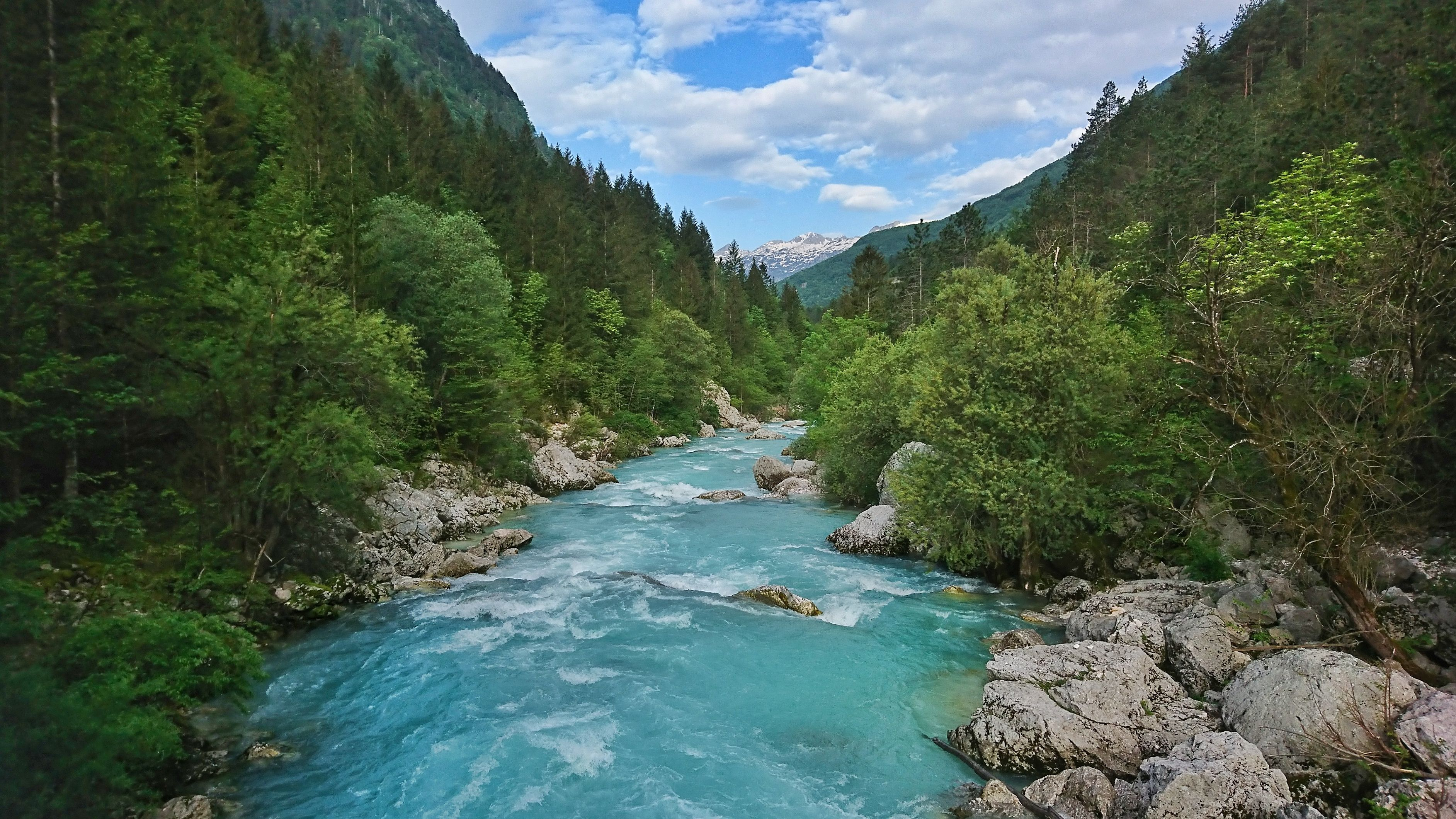 Soca River - Soca Valley